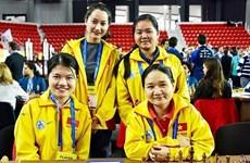 Vietnam participa en Olimpiada de Ajedrez 2020