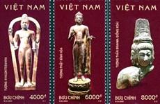 Presentan en Vietnam juego de estampillas sobre Cultura Oc Eo