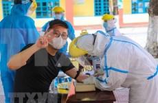 Acelera Da Nang realización de pruebas médicas en la comunidad