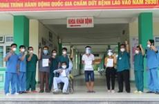 Recuperados cuatro pacientes del COVID-19 en ciudad de Da Nang