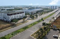 Parque industrial en Ciudad Ho Chi Minh por recaudar fondo multimillonario en 2020