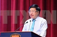Destacan aportes de la diplomacia en construcción y defensa de Vietnam