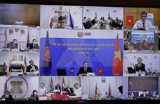 Inauguran la 38 Reunión de Altos Funcionarios de Energía de la ASEAN