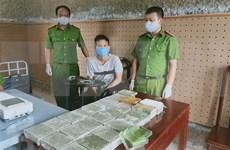 Desarman red de narcotráfico en Hanoi
