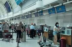 Casi 340 ciudadanos vietnamitas regresan al país de Canadá