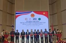 Inauguran en Tailandia centro de exposiciones de productos vietnamitas de alta calidad