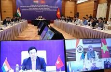 Comisión Conjunta Vietnam- India celebra su XVII reunión
