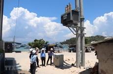 Provincia vietnamita de Binh Dinh extiende red eléctrica a isla de Nhon Chau