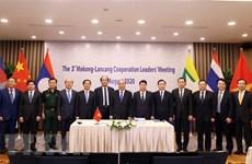 Países aprecian logros en la cooperación Mekong-Lancang