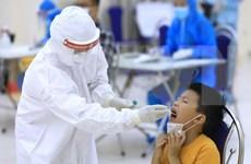 Vietnam completa un millón de pruebas PCR  del COVID-19