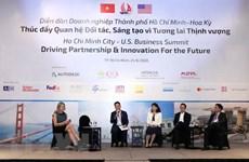Refuerzan lazos de asociación entre Ciudad Ho Chi Minh y Estados Unidos