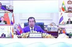Camboya llama a impulsar el progreso de la Cooperación Mekong- Lancang