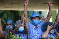 Hospital Da Nang reabre después de 30 días de cierre de emergencia