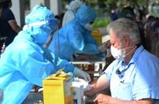 Vietnam registra 592 pacientes curados del COVID-19