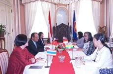 Vietnam asume la presidencia rotatoria del Comité de la ASEAN en la República Checa