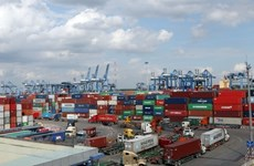 Vietnam registra aumento de mercancías trasegadas por vía marítima