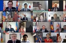 Trabaja ASEAN para impulsar conectividad intrabloque y con socios