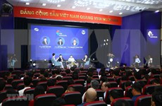 Nutrida participación en concurso de soluciones para el cambio digital en Vietnam
