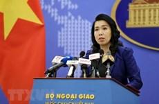 Actividades en archipiélago Truong Sa sin permiso de Vietnam carecen de validez, afirma vocera