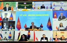 ASEAN y China impulsan vínculos comerciales