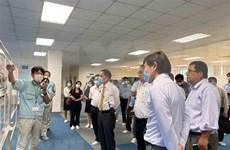 Provincia vietnamita de Hung Yen promueve cooperación con empresas japonesas