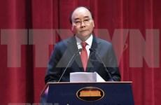 Premier vietnamita insta a impulsar atracción de recursos externos para desarrollo sostenible