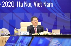 Vietnam preside VIII Reunión de Ministros de economía de RCEP