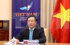 Diplomacia de Vietnam mantiene firme voluntad de acompañar el desarrollo nacional