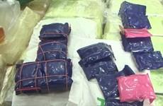 Arrestan a traficante de drogas a Vietnam desde Laos