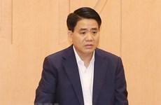 Detenido presidente del Comité Popular de Hanoi