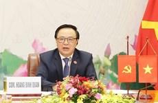 Vietnam y Laos ratifican apoyo mutuo en temas regionales y globales