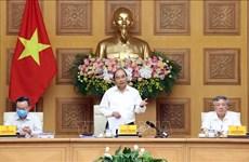 Premier de Vietnam traza orientaciones para futuras tareas socioeconómicas