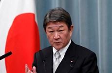 Japón llama a solventar pacíficamente asuntos en el Mar del Este