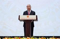 Primer ministro de Vietnam preside ceremonia conmemorativa por el Día Nacional