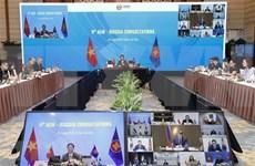 ASEAN materializa objetivos de cooperación contra epidemia del COVID-19