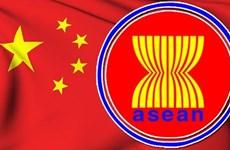 ASEAN y China registran alza en comercio bilateral pese a epidemia