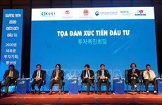 Empresas surcoreanas buscan oportunidad de inversión en provincia vietnamita