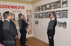Efectúan en Canadá exposición sobre presidente Ho Chi Minh
