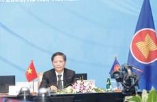 ASEAN y Canadá promueven negociación de tratado de libre comercio
