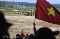Vietnam logra alta posición en Juegos Militares Internacionales 2020
