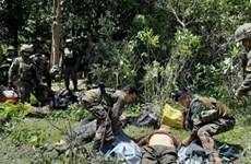 Tres muertos y siete heridos en enfrentamiento entre ejército filipino y grupo terrorista Abu Sayyaf