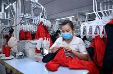 Rebrote epidémico de COVID-19 apenas afecta psicología empresarial de Vietnam en agosto