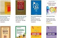 Presentarán en Vietnam exposición virtual de libros por Día de la Independencia