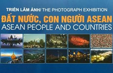 Exhibirán en Hanoi fotos de paisajes y gente de la ASEAN