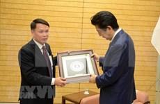 Primer ministro Shinzo Abe aportó a profundizar nexos de Japón con Vietnam
