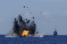 Indonesia reafirmó su compromiso de eliminar la pesca ilegal