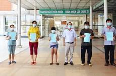 Vietnam no reporta nuevos casos del COVID-19, 28 pacientes recuperados