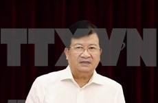Asume el vicepremier Trinh Dinh Dung como presidente de la Comisión del Río Mekong de Vietnam