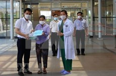 Recuperan a otros 16 pacientes del COVID-19 en Vietnam