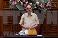 Premier vietnamita pide evitar subjetividad en prevención de desastres naturales